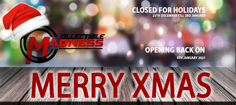 Xmas and New Years Trading Hours