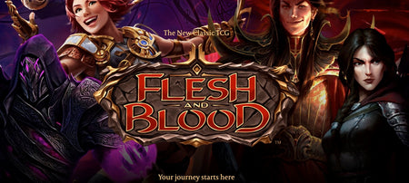 Flesh and Blood - SEALED