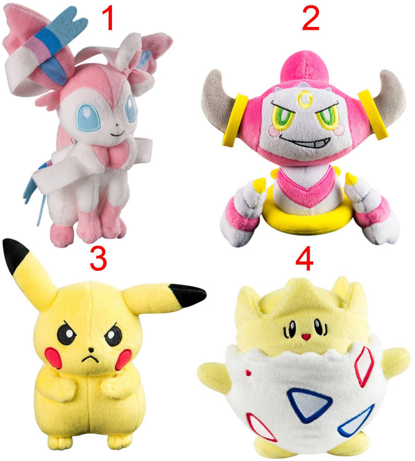Pokemon Plush Assortment D11 - 20cm