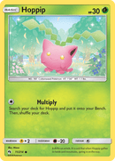 011 / 214 Hoppip-Common-Reverse Holo