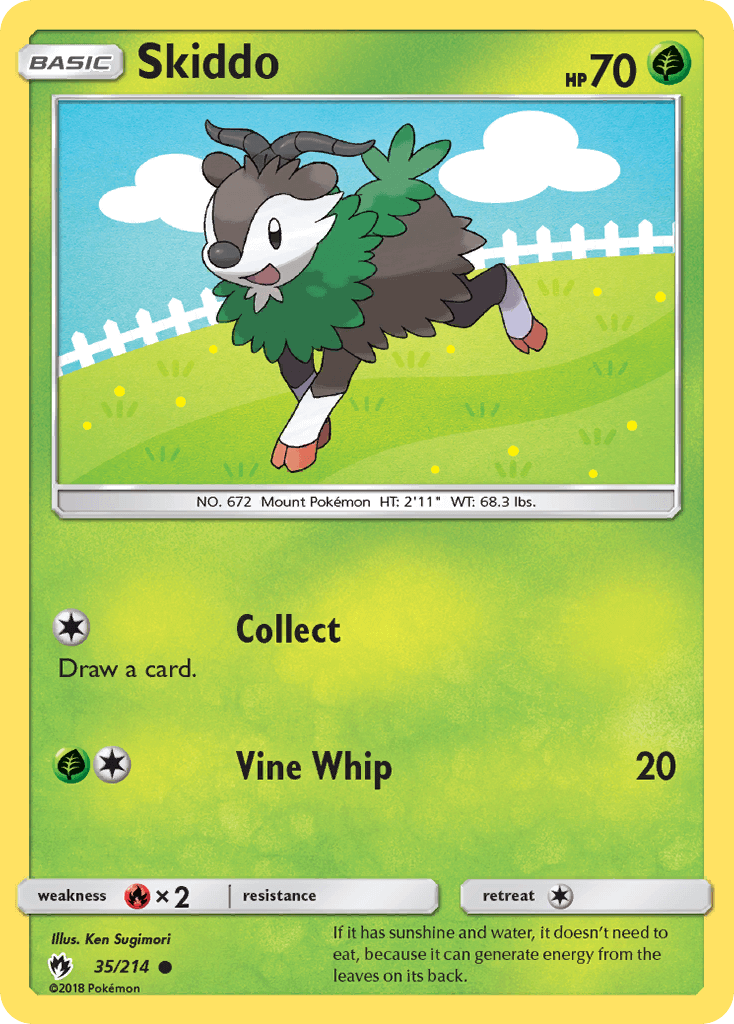 035 / 214 Skiddo-Common