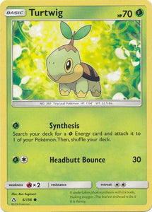 006 / 156 Turtwig-Common