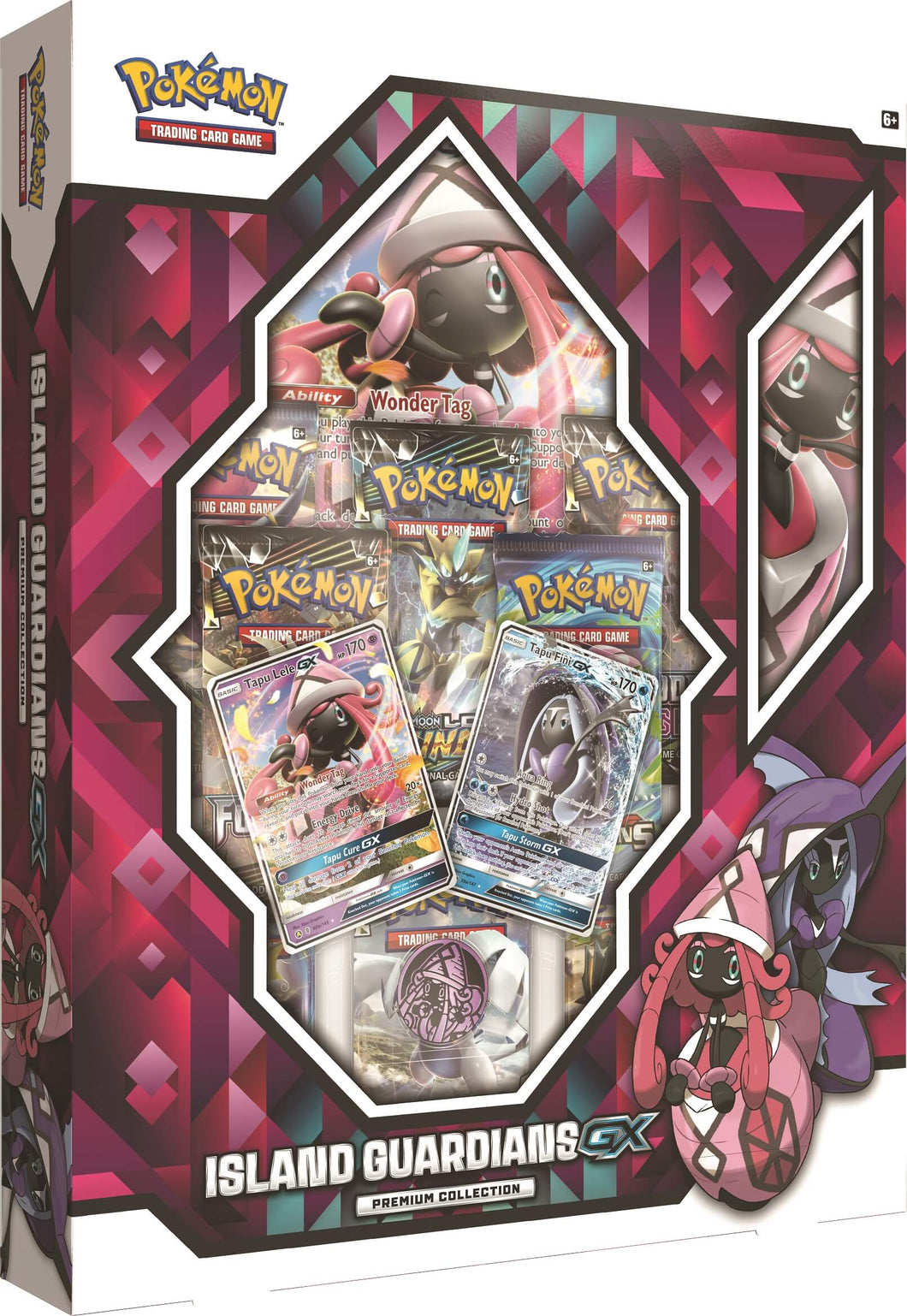 Pokemon - TCG - GX Premium Collection- Island Guardians