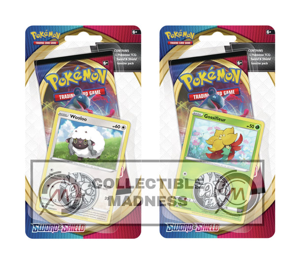 Pokemon - TCG - Sword & Shield Base Set Checklane Blister