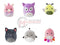 "SQUISHMALLOWS 10"" Assortment 2021"