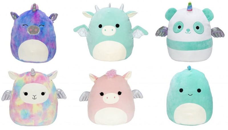 "SQUISHMALLOWS 12"" Assortment Mythical S3 B"