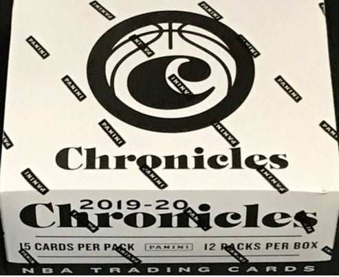 PANINI 2019-20 Chronicles Basketball Fat Pack Box Options