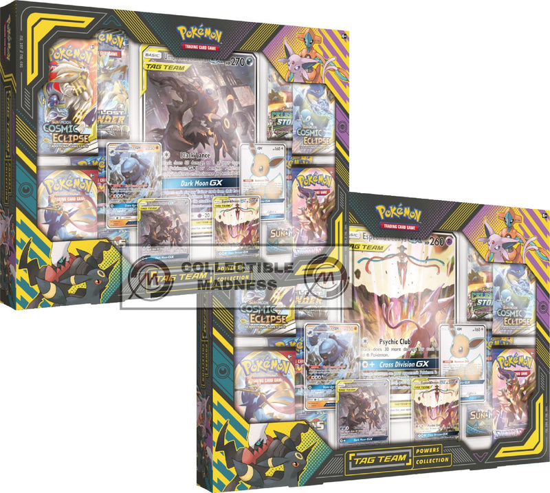 Pokemon - TCG - Tag Team Powers Collection
