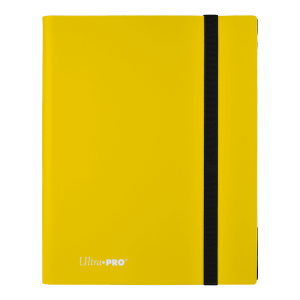 ULTRA PRO -  Pro Binder 9Pkt Yellow