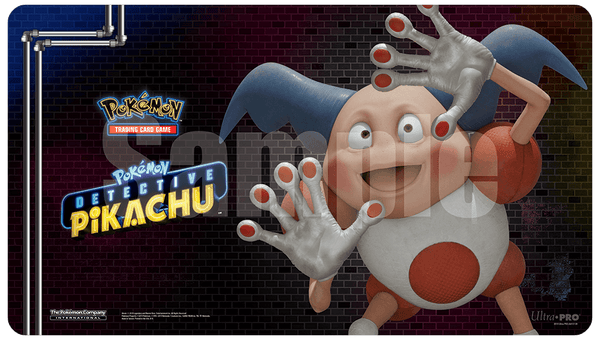 ULTRA PRO Pokémon - Playmat - Detective Pikachu 'Mr Mime'