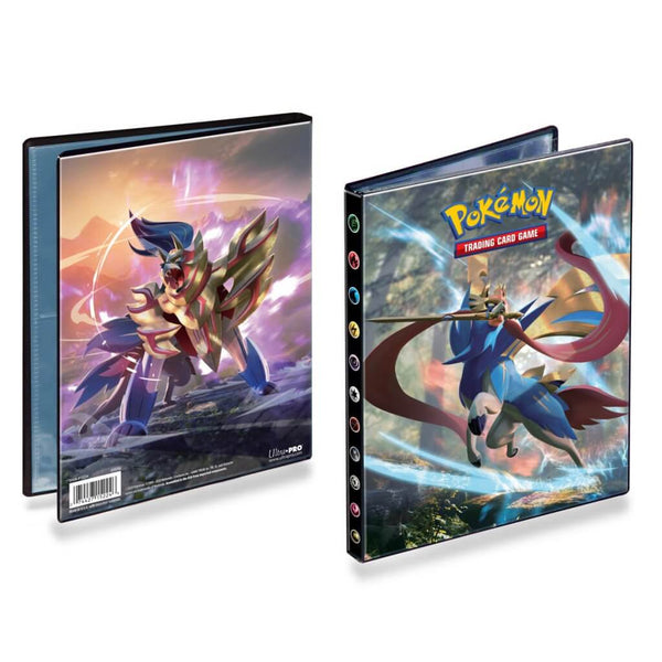 POKEMON - Portfolio - 4PKT Sword and Shield