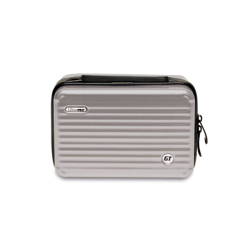 ULTRA PRO Deck Box - GT Luggage- Silver