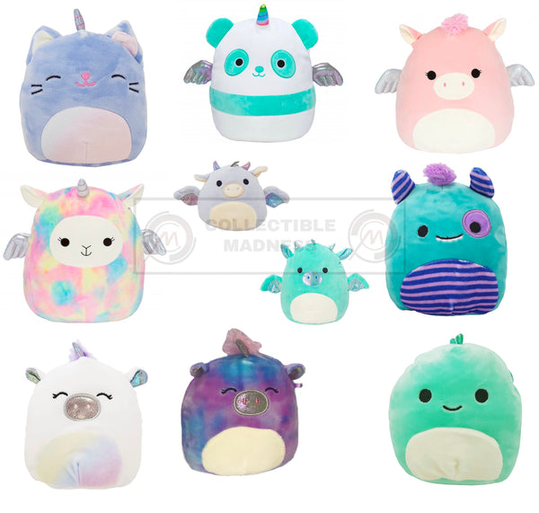 "SQUISHMALLOWS 5"" Dream Squad Assortment"