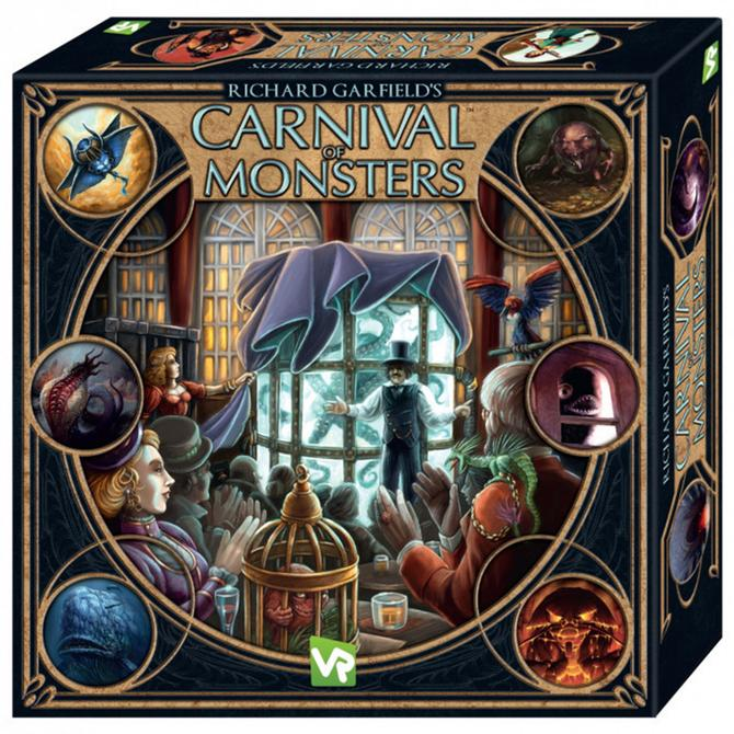 Richard Garfields Carnival Of Monsters