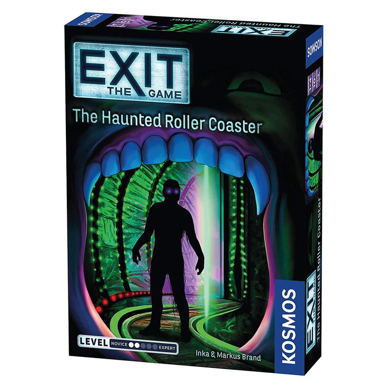 Exit The Game: The Haunted Rollercoaster