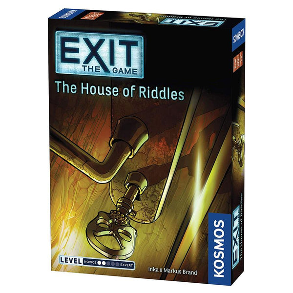 Exit The Game: House Of Riddles