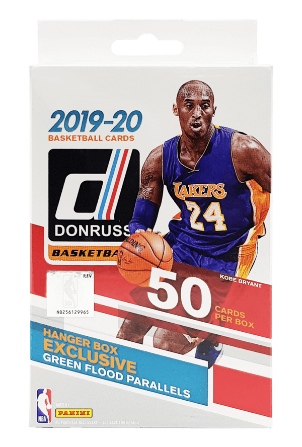 PANINI 2019-20 Donruss Basketball (Hobby) Hanger Box