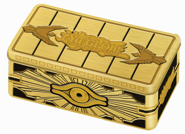 YU-GI-OH! TCG - 2019 Gold Sarcophagus Collectors Tin