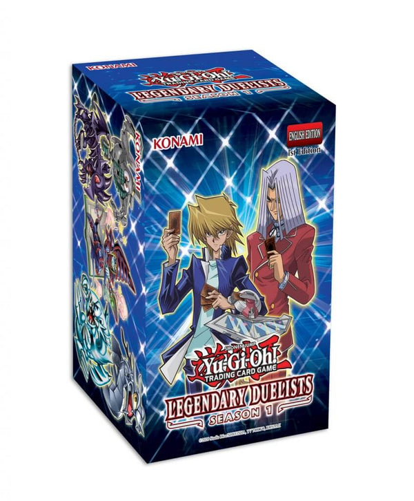 YU-GI-OH! TCG - Legendary Duelists Box- Season 1
