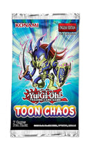 YU-GI-OH! - TCG - Toon Chaos Booster Box (unlimited edition) Options