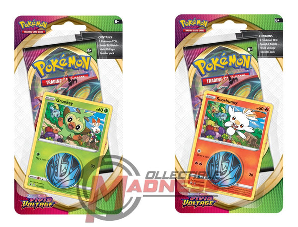 Pokemon - TCG - Vivid Voltage Checklane Blister