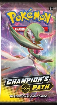 Pokemon - TCG - Champions Path Booster Pack Options