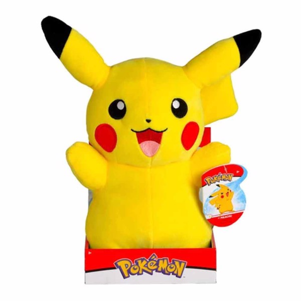 "Pokemon Plush Assortment 12"" - Pikachu"