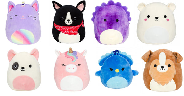 "SQUISHMALLOWS 7"" Assortment B"