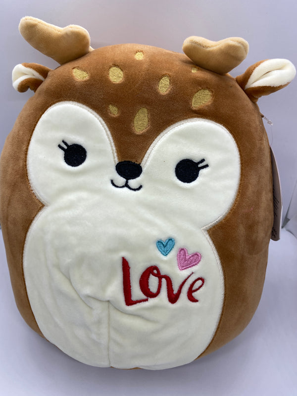 "SQUISHMALLOWS 10"" Valentine Day"