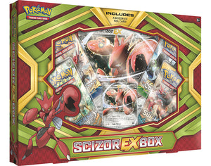 Pokemon - TCG - Scizor - EX Box