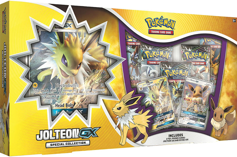 Pokemon - TCG - Special Collection- Vaporeon/Jolteon/Flareon GX