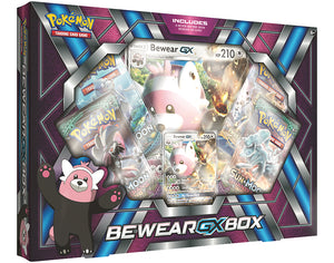 Pokemon - TCG - Bewear - GX Box