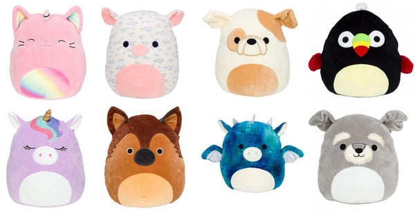 "SQUISHMALLOWS 7"" Assortment A"