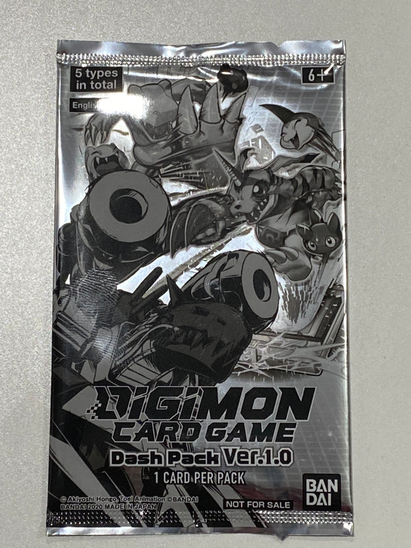 Digimon - TCG - Dash Pack Ver.1.0 - Promo