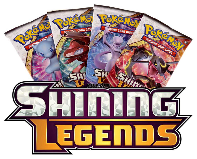 Pokemon - TCG - Shining Legends Booster Pack Options