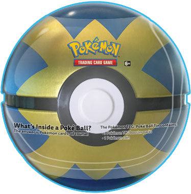 Pokemon - TCG - Pokeball Tins