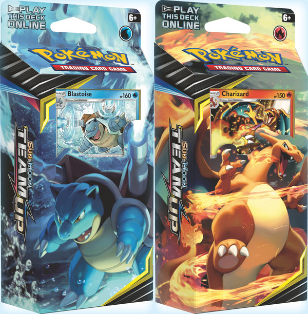 Pokemon - TCG - Team Up Theme Deck