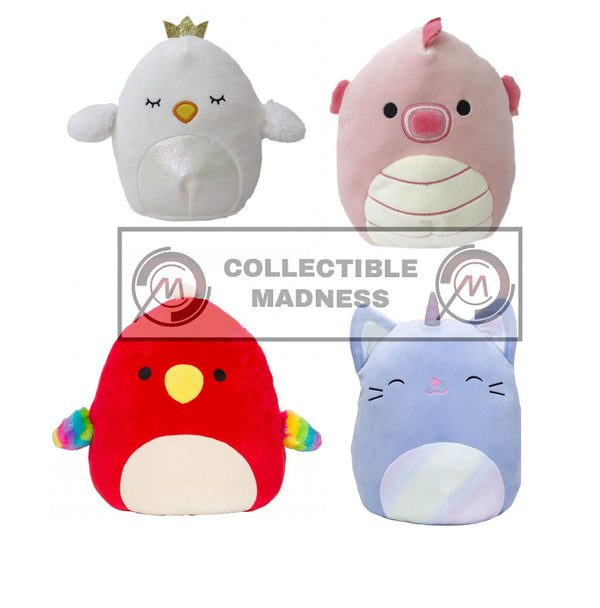 "SQUISHMALLOWS 7"" Plush Assortment S2 B"
