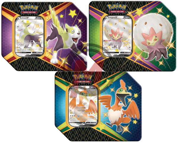 Pokemon - TCG - Tin Collection - Shining Fates