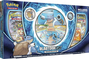 Pokemon - TCG - Blastoise-GX Premium Collection Box