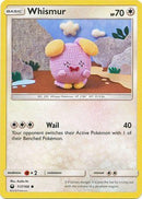 117 / 168 Whismur - Common