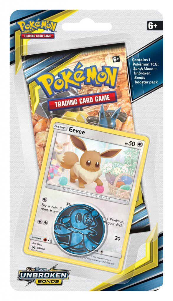 Pokemon - TCG - Unbroken Bonds Checklane Blister