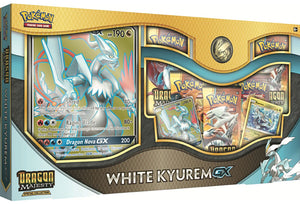 Pokemon - TCG - Dragon Majesty Special Collection - White Kyurem GX