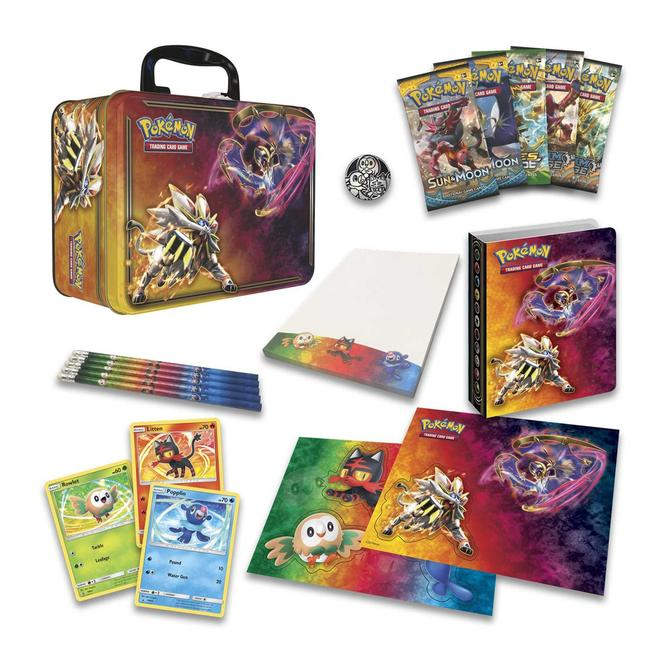 Pokemon - TCG - Treasure Chest 2017