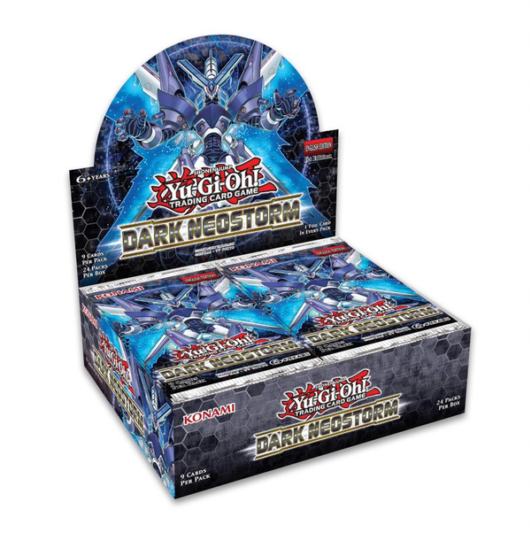 YU-GI-OH! - TCG - Dark Neostorm Booster Box Options
