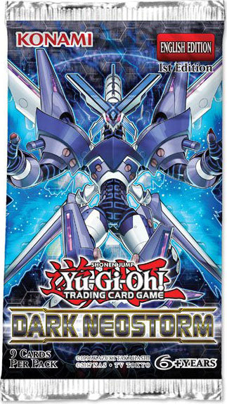 YU-GI-OH! - TCG - Dark Neostorm Booster Pack Options