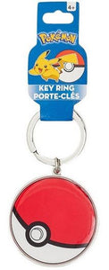 Pokemon Keyring - Pokeball