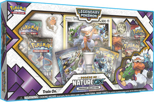 Pokemon TCG - GX Premium Collection – Forces of Nature