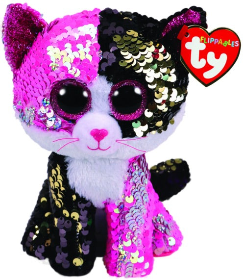 Malibu Cat Sequin - Flippables Regular