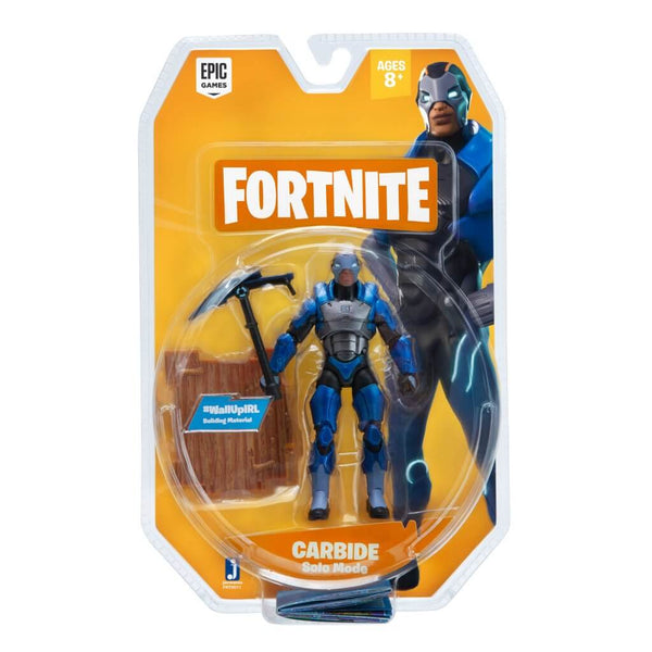 Fortnite Solo Mode Figure 1 Figure Pack Carbide